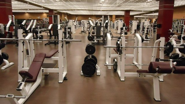 Jersey Gym